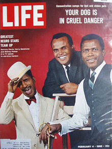 Life Magazine 1966 Front Cover.