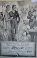 Ed. V. Price And Co. Tailoring 1920 Ad.