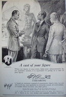 Ed. V. Price and Co. Tailoring 1920 Ad