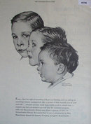 Mass. Mutual Life Insurance Co. 1953 Ad