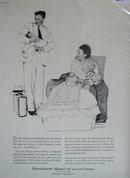 Mass. Mutual Life Insurance Co. 1956 Ad