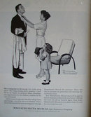 Massachusetts Mutual Life Insurance Co. 1963 Ad