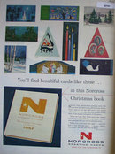 Norcross Greeting Cards 1951 Ad