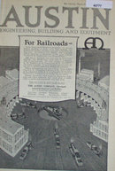 The Austin Co. Builders 1920 Ad