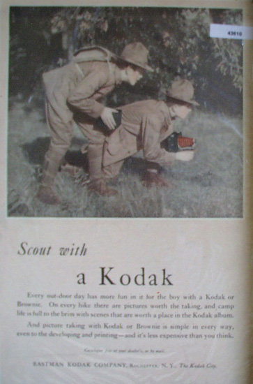 Eastman Kodak Co. 1914 Ad