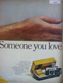 Kodak Instamatic Cameras 1971 Ad