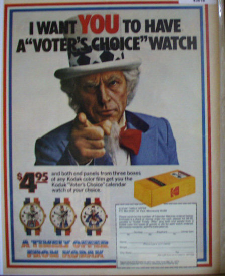Kodak Timely Offer 1972 Ad