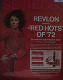 Revlon Red Hots 1971 Ad