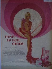 Lustre Crème Shampoo 1968 Ad