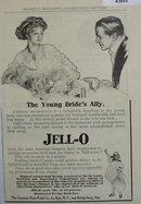 Jell-O O 1907To 1912 Ad