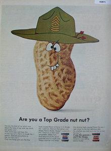 Skippy Peanut Butter 1967 Ad