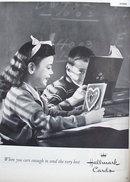 Hallmark Cards 1960 Ad