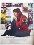 Southern California Visitors Guide 1969 Ad