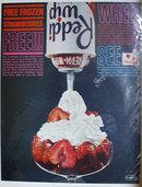 Reddi Wip Brand Whipped Cream 1963 Ad