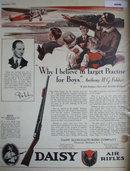 Daisy Air Rifles 1928 Ad