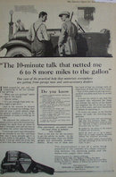Edward Cassidy Co. Auto Supplies 1920 Article