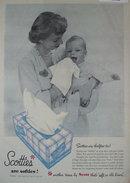 Scotties by Scott 1950 Ad.