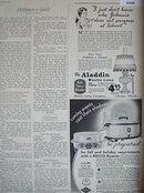 Aladdin Lamp And Nesco Roaster 1935 Ad