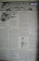 Childrens Hour 1903 Article