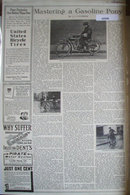 Mastering A Gasoline Pony 1914 Article