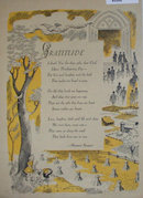 Gratitude 1950 Poem.