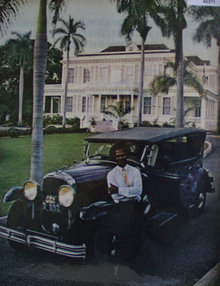 Buick Named Betty Jamaica Tourist Board 1969 Ad