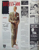 Botany 500 Mens Suits 1949 Ad