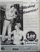 Lee Clothes 1943 Ad.