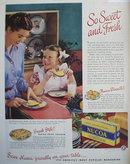 Nucoa Oleomargarine 1948 Ad