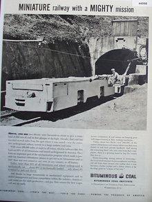 Bituminous Coal Institute 1948 Ad