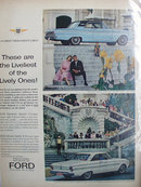 63 1/2 Ford Sports Hardtop 1963 Ad
