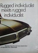 Oldsmobile Toronado 1967 Ad