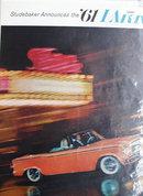 61 Studebaker Lark 1960 Ad