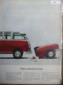 Volkswagen Station Wagon 1963 Ad
