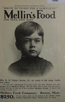 Mellins Food For Your Own Baby 1907 To 1912 Ad
