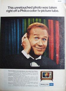 Philco Ford Television 1967 Ad