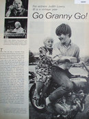 Actress Judith Lowry 1971 Article