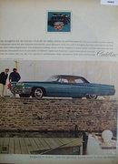 Cadillac Sedan DeVille 1968 Ad