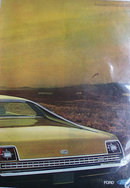 Ford XL SportsRoof 1969 Ad