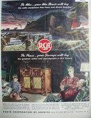 RCA 1944 Ad.