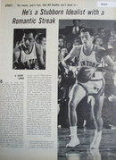 Sports Bill Bradley Basketball 1968 Article
