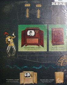 Du Mont Television 1950 Ad.
