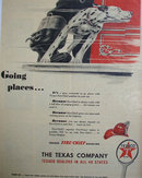 Texaco Dealers 1947 Ad