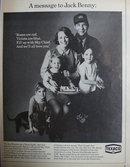 Texaco Sky Chief Gasoline 1969 Ad