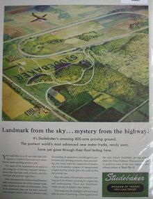 Studebaker Trucks 1948 Ad