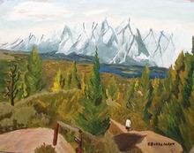 P Bornemann Painting