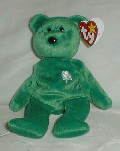 Ty Beanie Baby, Erin Bear