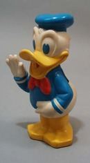 Donald duck 1978 Gabriel CBS toy