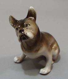 Royal Dux Bulldog #476
