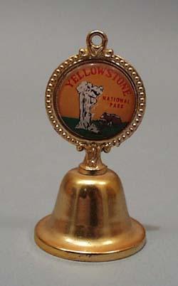 Yellowstone souvineer bell